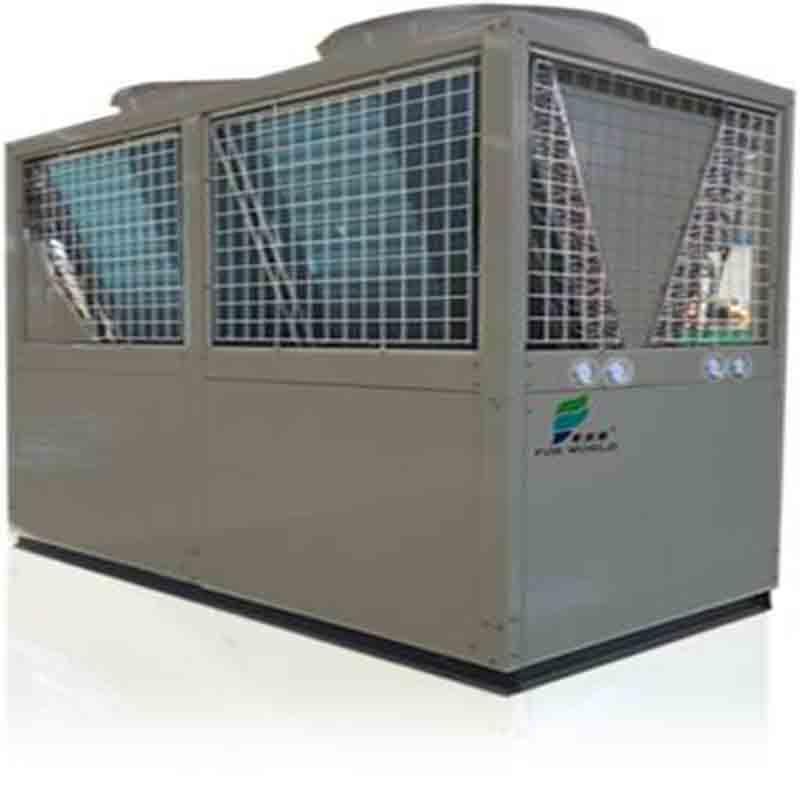 超低温空气源热水机组