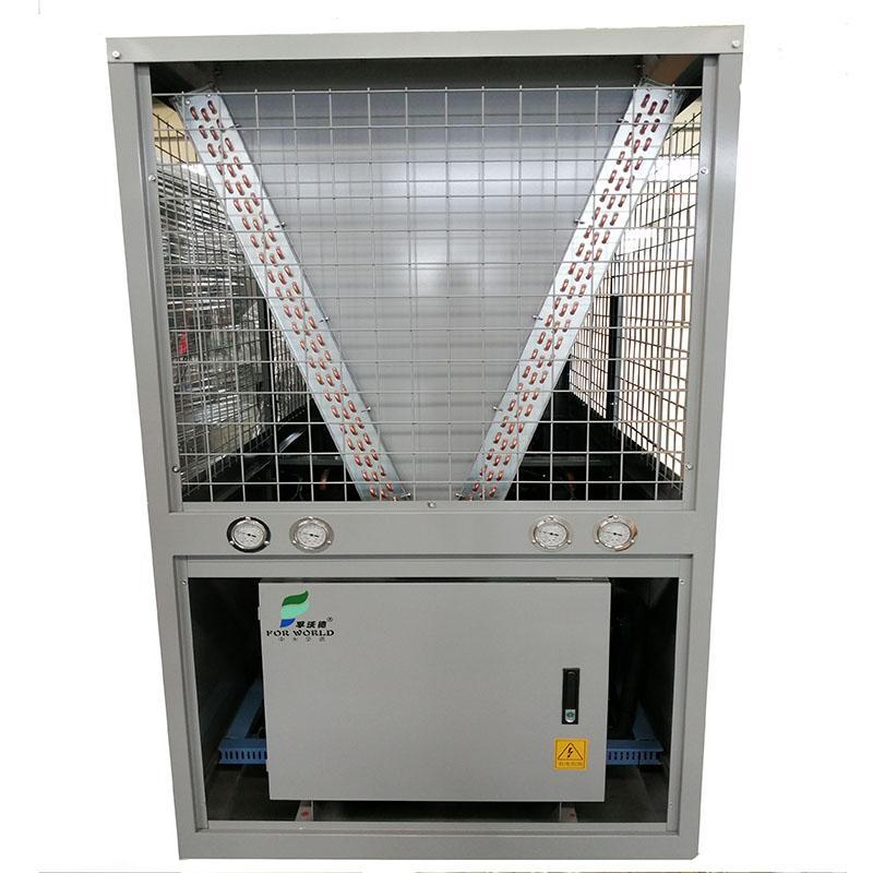 空气源热水机组
