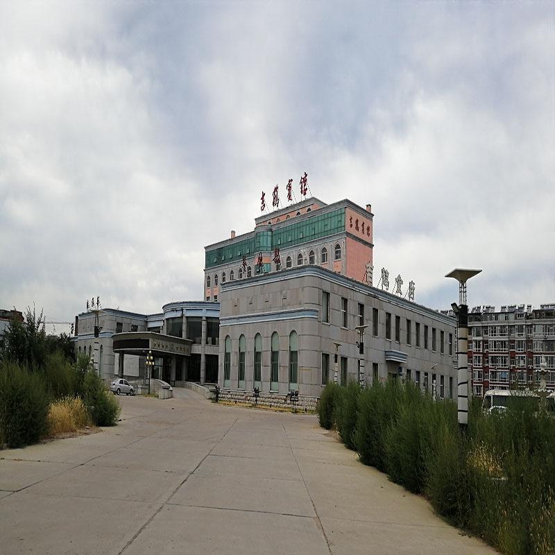 吉林白城市吉鹤宾馆