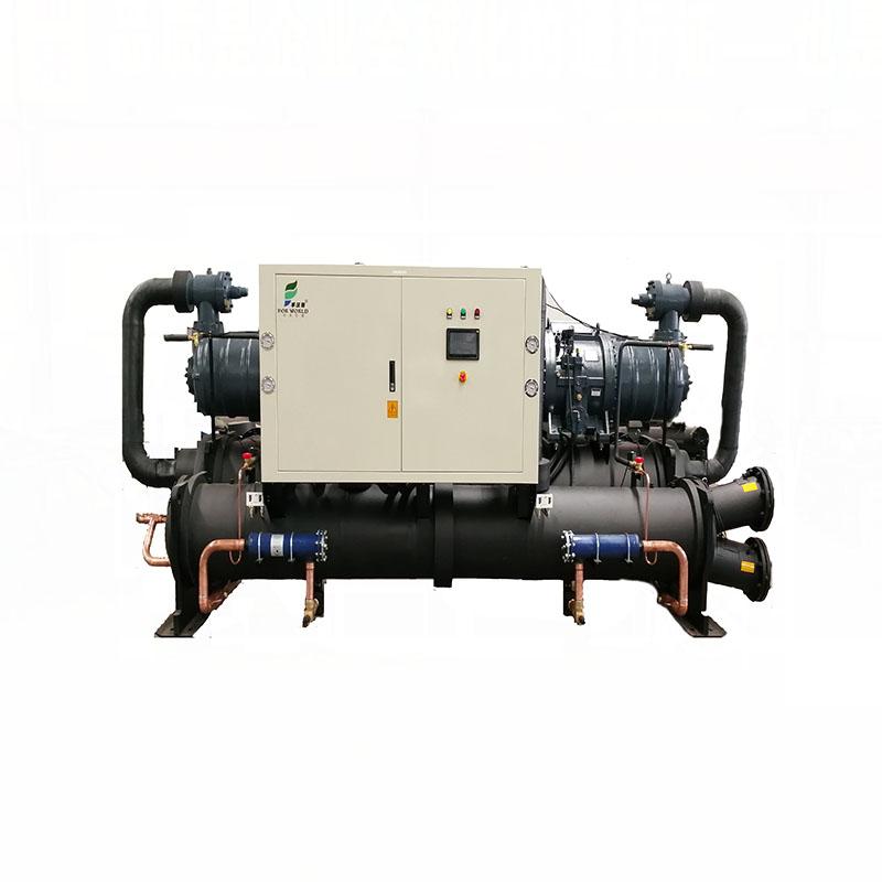 螺杆式地源热泵